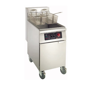 Grindmaster - Cecilware EFS65 Electric Fryer - (1) 65-lb Vat, Floor Model, 208v/3ph