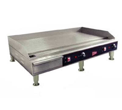 cecilware EL1636 36-in Griddle w/ 1/2-in Steel Plate & Thermostatic Restaurant Supply