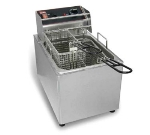 Grindmaster - Cecilware EL25 Countertop Electric Fryer - (1) 15-lb Vat, 240v/1ph