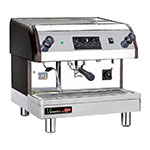 Cecilware ESP1-110V Single Espresso Machine w/ 240-Cups/hr Capacity, Automatic, 120v