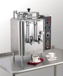 Cecilware FE75N-1 Single Coffee Urn w/ 3-gal/Liner Capacity, Automatic, 1-lb Batch, 208v/1ph