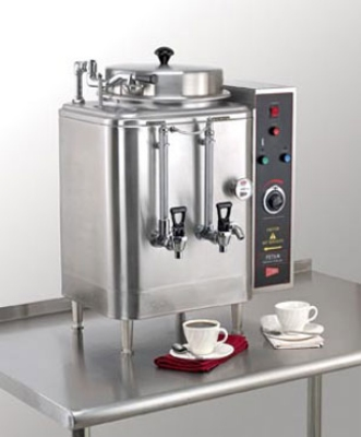 Cecilware FE75N-1 Single Coffee Urn w/ 3-gal/Liner Capacity, Automatic, 1-lb Batch, 240v/1ph