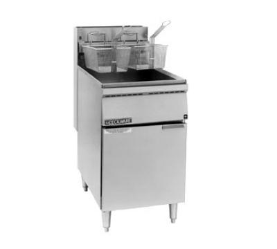Grindmaster - Cecilware FMP65 NG Floor Model Fryer, 65 lb Fat Capacity, 135,000 BTU, NG