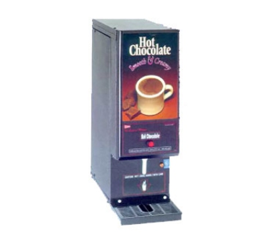 Cecilware GB1HC-CP Hot Chocolate Dispenser w/ (1) 6-lb Hopper, 120v