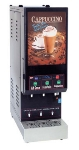 Grindmaster - Cecilware GB3M10-IT-LD Cappuccino Dispenser, IT Touch Pad, (1) 10-lb & (2) 5-lb Hoppers
