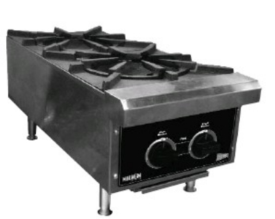 cecilware GSOS24X4 Magnum Short Order Stove Med Duty 24 in x 27 Restaurant Supply