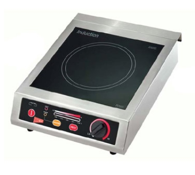 Cecilware IC22A Countertop Commercial Induction Cooktop, 208v/1ph