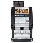 Cecilware KOBALTO1/3 Single Espresso Machine w/ (1) Coffee Bean & (3) Soluable Hoppers, Automatic, 240v