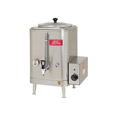 Cecilware ME15EN Water Boiler w/ (1) 15-gal Liner, Auto R...