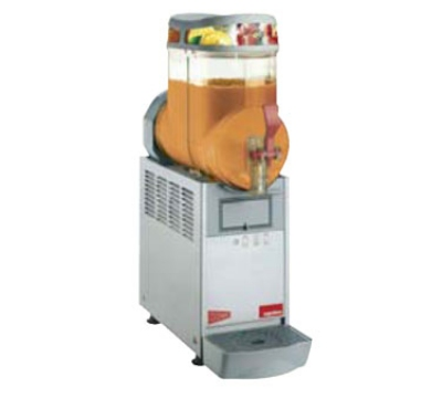 Cecilware MT1MINI Single Slush Machine w/ 1.5-gal Bowl Capacity, Manual Fill, Stainless, 115v