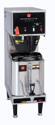 Grindmaster - Cecilware P200E Shuttle Coffee Brewer For 1.5-Gal, Automatic, Plastic Basket
