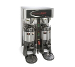 Grindmaster - Cecilware PBIC-430 120208 Digital Shuttle Brewer, (2)VS-1.5S Shuttle & Stand, 120/208 V