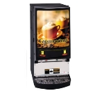 Grindmaster - Cecilware PIC-2 Hot Chocolate/Cappuccino Dispenser, Two Head Unit, 7 in Cup Clearance