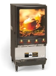 Grindmaster - Cecilware PIC-4 Hot Chocolate/Cappuccino Dispenser, Four Head Unit, 7 in Cup Clearance