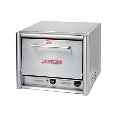 Cecilware PO18 Countertop Pizza Oven - Single Deck, 120v