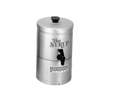 Cecilware SD1 Syrup Warmer w/ 1-gal Capacity, 120v