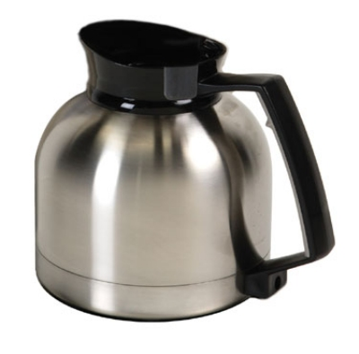 Grindmaster - Cecilware SS-1.9LD Vacuum Insulated 1.9-Liter Decanter for Decaf Coffee