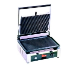 Grindmaster - Cecilware TSG1F 14-1/2 in Flat Single Panini Grill, Adjustable Hinged Upper Grill