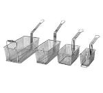 Grindmaster - Cecilware V006A Half Size Fryer Basket, Steel