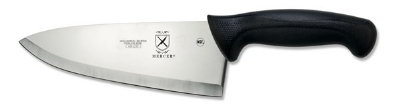 Mercer Cutlery M18000 8-in The Wide Chef Knife w/ Polypropylene Handle