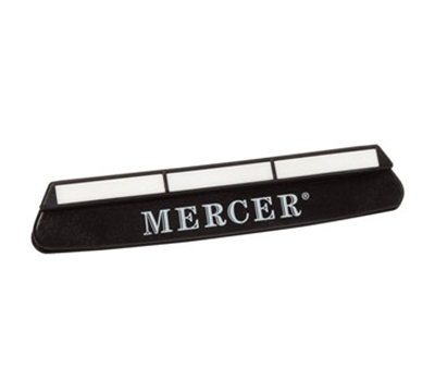 Mercer Cutlery M15950 Sharpening Guide w/ Ceramic Inserts For Longer Life