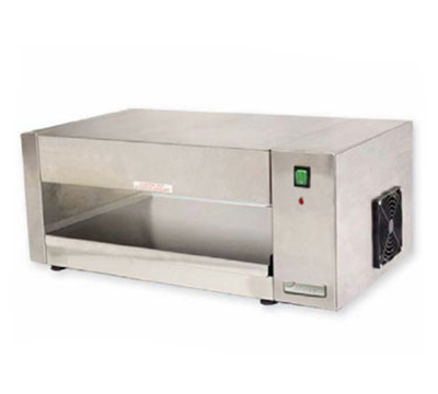 "Merco Savory 16001 24"" Electric Cheese Melter w/ Quartz Element, Stainless, 208v/1ph"
