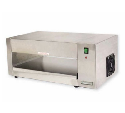"Merco Savory 16005 24.25"" Electric Cheese Melter w/ Quartz Element, Stainless, 208v/1ph"