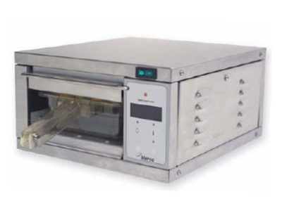 Merco Savory 86009-CE Holding Cabinet w/ 1-Bin, 1-Cavity & Right Hand Controls, Stainless, Export