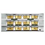 Merco Savory MHG34SAB2N 12-Pan Pass-Thru Heated Holding Cabinet - Stainless, 208v/1ph