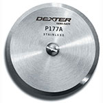 "Dexter Russell P177 5"" Sani-Safe® Pizza Blade Only, Carbon Steel"