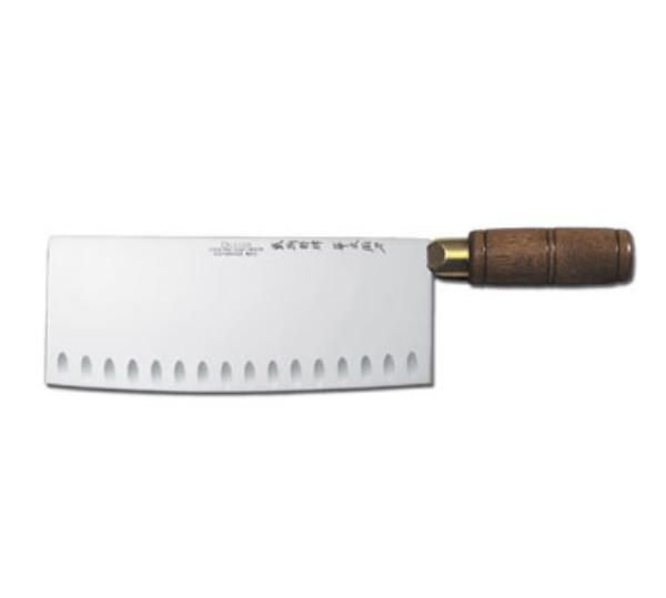 Dexter Russell S5198GE-PCP 8-in x 3-1/4-in Chinese Chef's Knife, Duo-Edge
