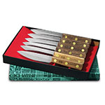 Dexter Russell #2 SET Green River Steak Gift Set, 6 Piece