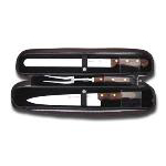 Dexter Russell 3350 Connoisseur Carving Set w/ Roll Up Bag, 3 Piece