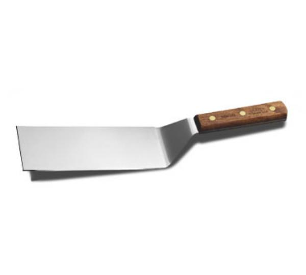 Dexter Russell S8698SQ Dexter-Russell 8 in x 3 in Hamburger Turner, Stainless Steel