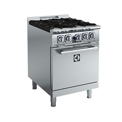 "Electrolux 169105 LP 24"" 4-Burner Gas Range, LP"