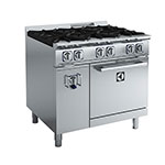 "Electrolux 169005 36"" 6-Burner Gas Range, NG"
