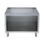 Electrolux 169031 36-in  Cupboard w/ Open Base, Stainless