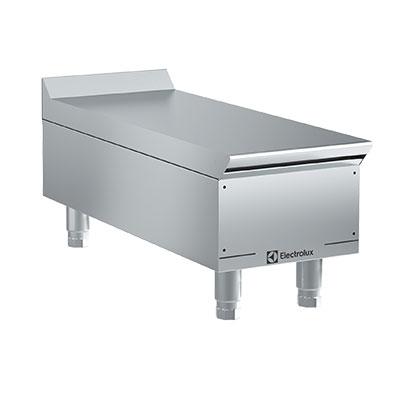 "Electrolux 169063 12"" Restaurant Range Worktop, Stainless"