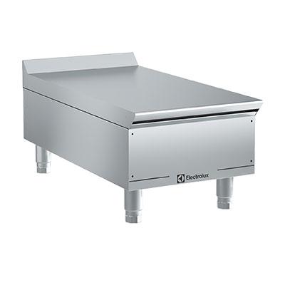 "Electrolux 169154 16"" Restaurant Range Worktop, Stainless"