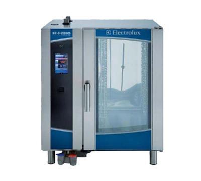 Electrolux 267322 Half-Size Combi-Oven, Boilerless, 480v/3ph