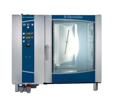 Electrolux 269283 Full-Size Combi-Oven, Boilerless, 208v/3ph