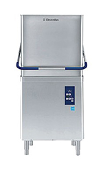 Electrolux 504263 Hood Type Dishwasher - 60-Racks/hr, Hot Water Sanitizing, 208/3v