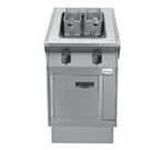 Electrolux 584101NG Gas Fryer - (1) 6-gal Vat, Floor Model, NG