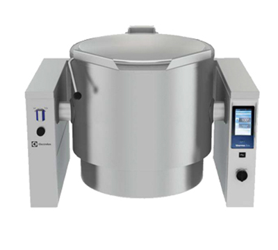 Electrolux 587018 80-Gallon Tilting Kettle w/ Full Jacket, Stainless, NG