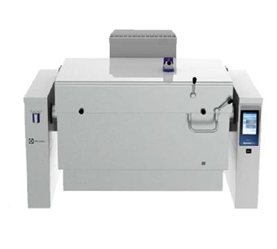 Electrolux 587028 45-Gallon Tilting Pressure Braising Pan, Stainless, NG