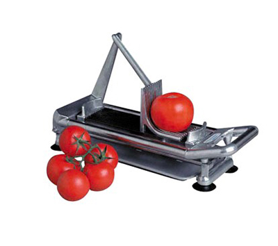 "Electrolux 601443 Tomato Slicer - Manual, .25"" Slice, Suction Cup Base, Aluminum, Stainless Steel"