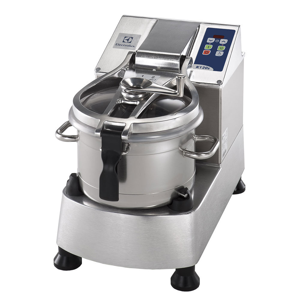 Electrolux 600085 12.2-qt Vertical Cutter Mixer - Bench Style, 2-Speed, Stainless Steel, 208/3V