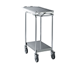 "Electrolux 922004 16.25"" x 35"" Stationary Equipment Stand for 61 & 101 Ovens, Undershelf"