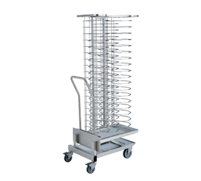 Electrolux 922016 Trolley Rack, for 54-Plates for 20-Half Size Rack Ovens