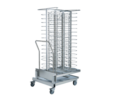 Electrolux 922055 Trolley Rack For 92-Plates, For 20-Pan Half Size Combi Oven